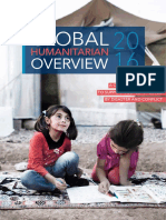 Global Humanitarian Overview-2016