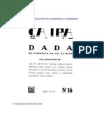 Georges-Henri Dumont, La Rivista Ça Ira! Tra Comunismo e Dadaismo, 2000.