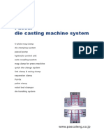 Pascal Die Casting Machine System