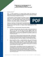 2007-04 - Contribution CoE ICD WhitePaper