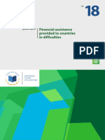 ECA Report on Financial Assistance