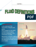1.11 Fluid Definitions