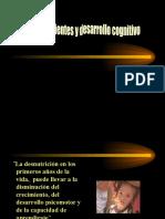 Pineiro, Nutricion Desarrollo Cognitivo