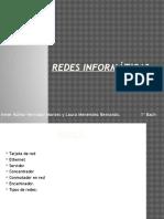 Redes Informáticas. Irene Núñez Y Laura Menendez Comprimido