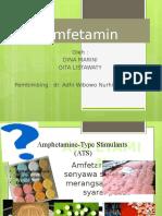 Amfetamin Gita Dan Marini