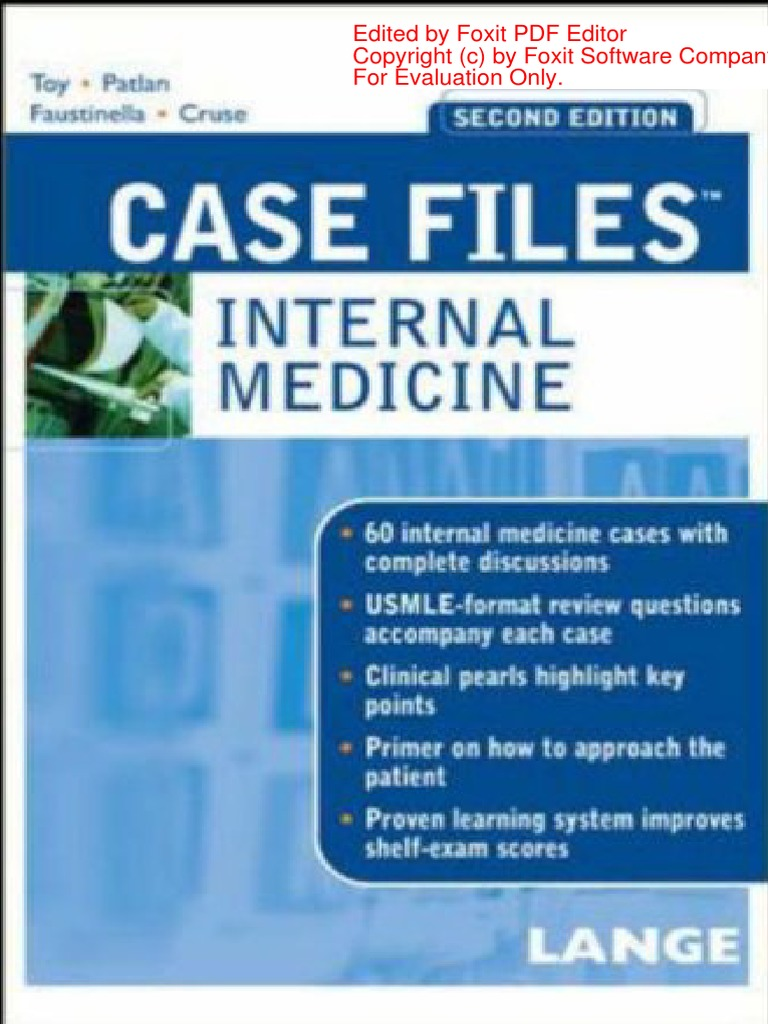 134183897 case files internal medicinepdf malvernweather Images