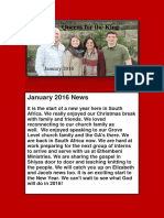 Queens for the King Jan 2016 Newsletter-PDF