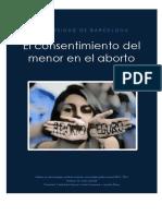 El Consentimiento del menor en el aborto