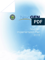 NextGen Implementation Plan-2015