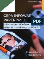 Infowar Report