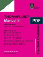 Thomafluid Manual III (Español)