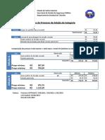 Custos Do Processo de Adição