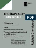 Thomaplast Podręcznik II (Polskie)