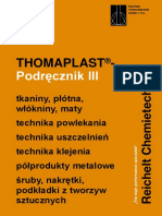 Thomaplast Podręcznik III (Polskie)