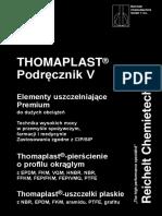 Thomaplast Podręcznik V (Polskie)