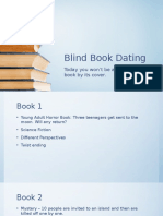 blind book dating
