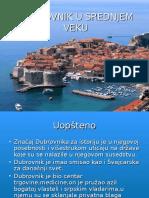 Dubrovnik u Srednjem Veku Petra Pavlović