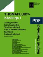 Thomafluid Käsikirja I (suomi)
