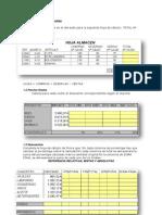 Referencias y fórmulas