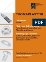 Thomaplast III (deutsch)