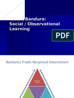 Behaviour (Bandura)