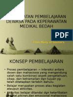 Pendekatan Pbm Dewasa Kmb