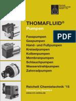 Thomafluid Pumpen (deutsch)