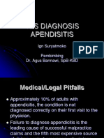 Tes Diagnosis Apendisitis