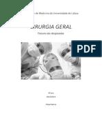 Resumo Cirurgia Geral
