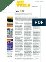 Juan Usle Article