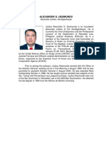 12-f.profile - Justice Alexander Gesmundo