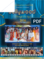 Bollywood Through The Ages 2016 Magazine