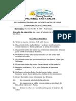 Huancayo - Direccion y Recomendaciones de La Clinica