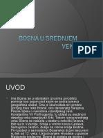 Босна у Средњем Веку