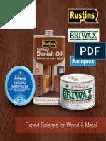 Rust in s Web Brochure May 2014