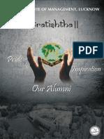 Notable Alumni IIML