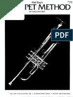 WILLIAM BAY - TRUMPET METHOD VOL 1.pdf