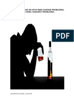 Alcoholismo en La Sociedad.