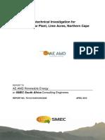 Appendix D5 Geotechnical Report