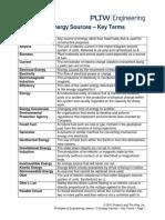 poe 1 2 key terms