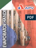 Apv - Evaporator Handbook