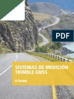 Trimble Sitemas de Medicion