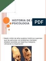 Historia Psico