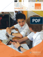 84521 Cambridge Igcse Brochure