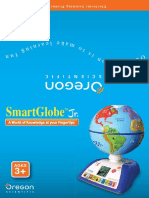 Oregon Scientific SmartGlobe Manual