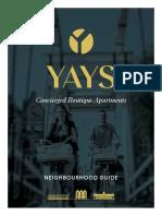 Yays Amsterdam - Neighbourhood Guide