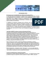 Informativo IQ - Setembro 2008