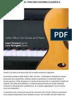 MUSICA ITALIANA (DEL '900) PER CHITARRA CLASSICA E PIANOFORTE  Velut | Blog