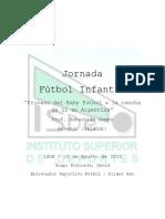 Fútbol Infantil