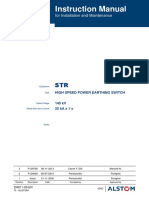 Instruction Manual Alstom d0611-03-En